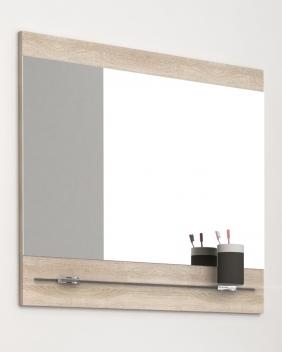 Koupelnové zrcadlo s policí Lorieta ds