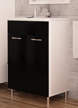 Koupelnová skříňka pod umyvadlo Valencia bcl 2