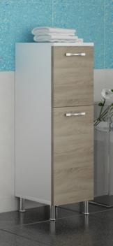 Skříňka do koupelny Valencia bs 3
