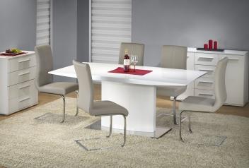 Jídelní stůl Ezri – bílý