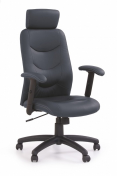 Kancelářské křeslo Ilaron – černé