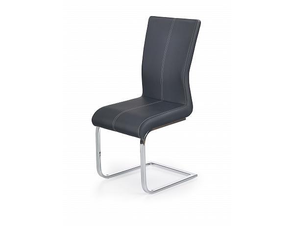 Jídelní židle K218, černá