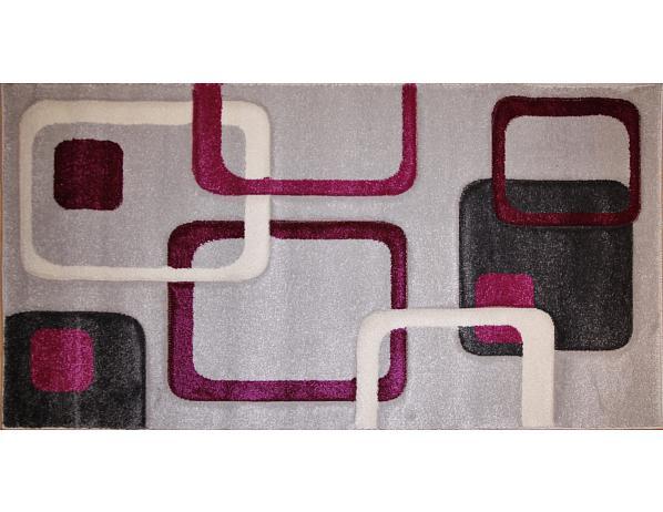 Kusový koberec Rumba 5280, šedý