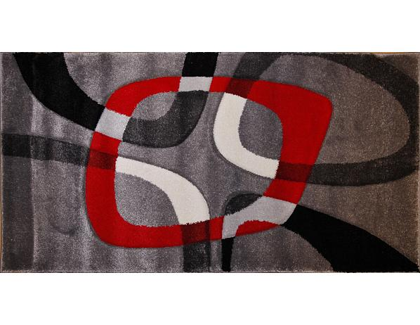 Kusový koberec Rumba 8421, šedý