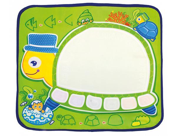 Vodní kreslení, Želva