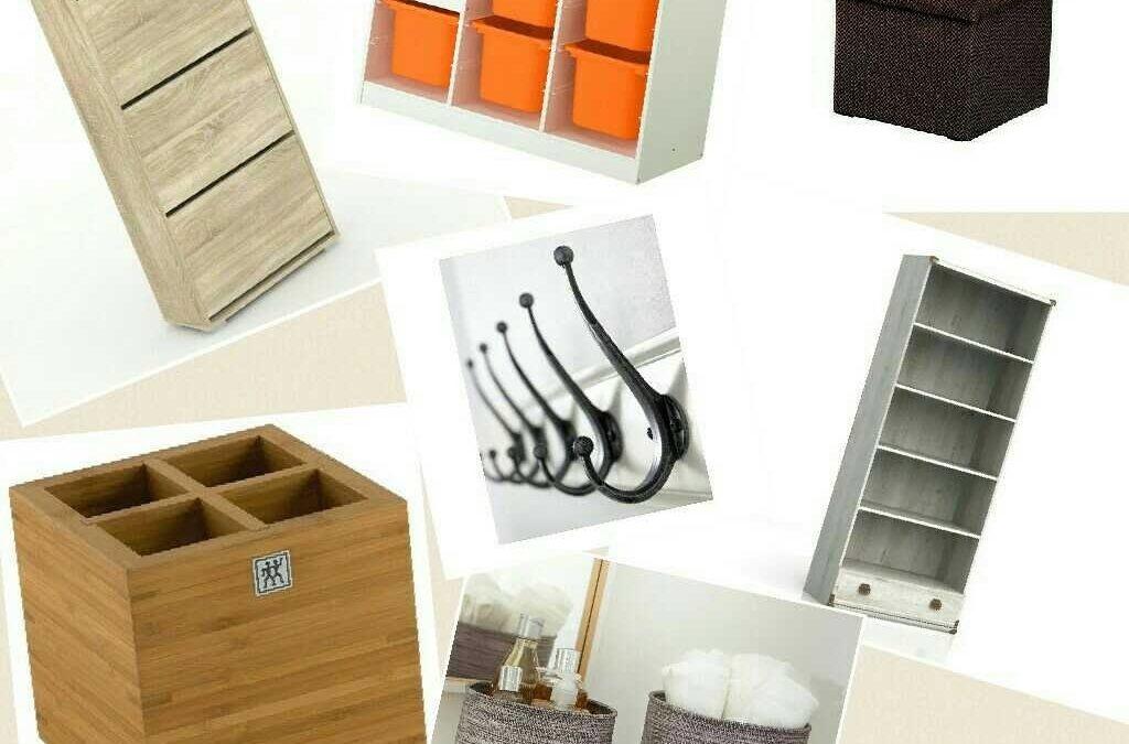 Uklizená domácnost: 10 nezbytností, které si hravě poradí s nepořádkem