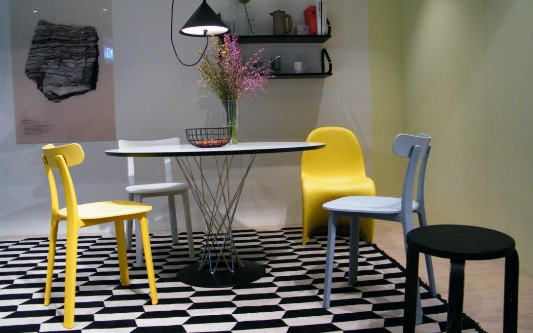 Zachytili jsme v Kolíně: originální nábytek i český design