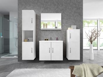 Koupelnový nábytek Marisol – bílá