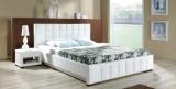Výprodej – Manželská postel s úložným prostorem Nancy A