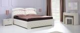 Výprodej – Manželská postel s úložným prostorem Romano A