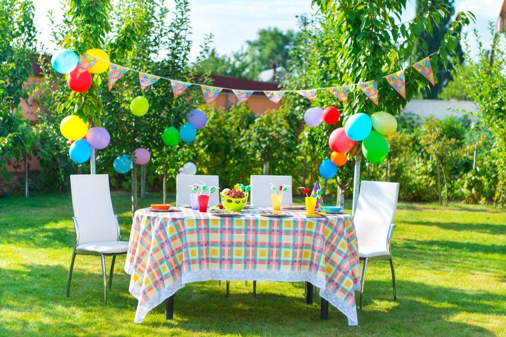 Veselá dětská party