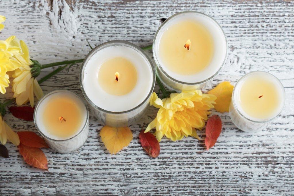Svíčky pro každou příležtost