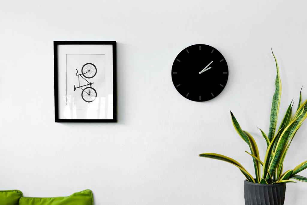Elegantní hodiny