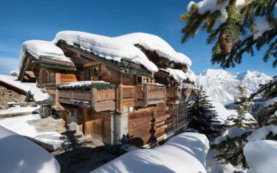 Užívejte si zimu: luxusní výhledy i jedinečný interiér