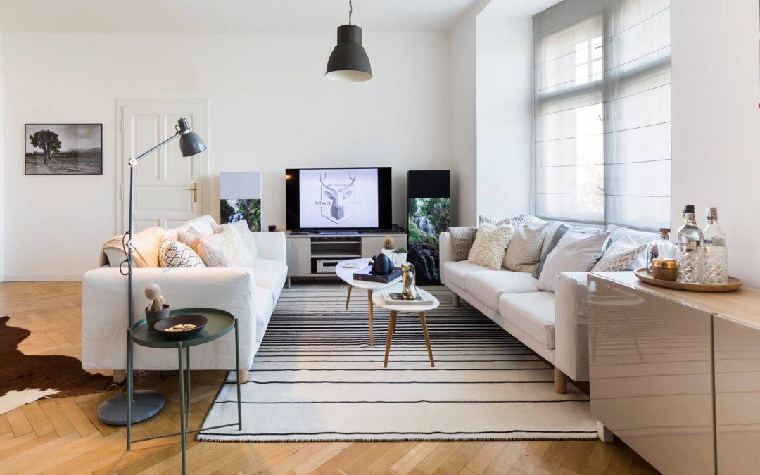 Vysněný domov moderního muže: tak to dělá Stag Pads