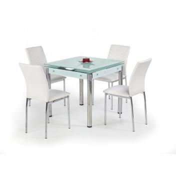Jídelní set pro 4 osoby Orsol 4 – bílý