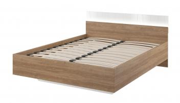 Manželská postel s úložným prostorem Janet