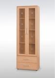 Výprodej – Prosklená vitrína – knihovna René