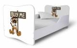 Výprodej – Dětská moderní postel Tygřík