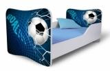 Výprodej – Dětská jednolůžková postel Fotbal 2