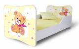 Výprodej – Dětská postel Medvídek