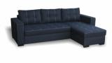 Výprodej – Rohová sedací souprava Grace – ekokůže madrid 111