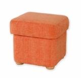 Výprodej – Čalouněný taburet Bart 2 – ekvador 2402