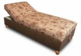 Výprodej – Čalouněná válenda Babeta – čalounění 49 + 207, 120 x 200 cm