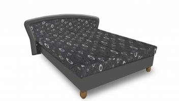 Výprodej – Čalouněná postel Amadora – 180 x 200 cm