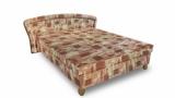 Výprodej – Čalouněná postel Amadora – 160×195 cm, čalounění 14