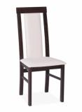 Výprodej – Jídelní židle Flaviana – bílá, ma 00