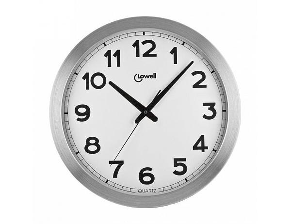 Designové nástěnné hodiny Lowell 14930 Design 40cm