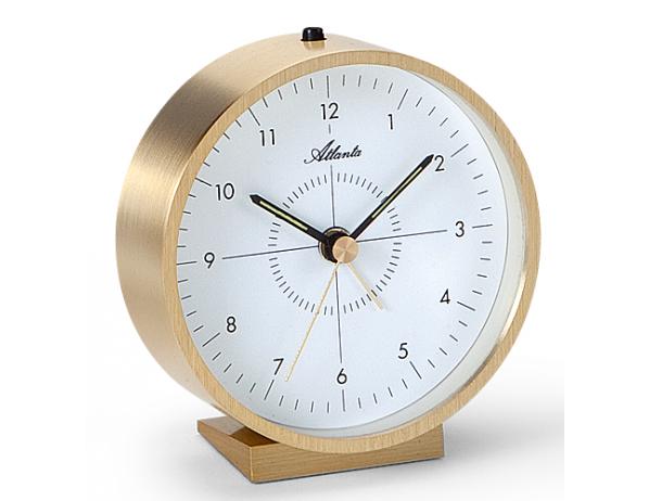 Designové stolní hodiny-budík AT3098-9
