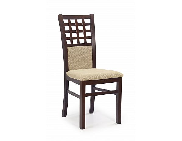 Jídelní židle Gerard 3 ořech tmavý