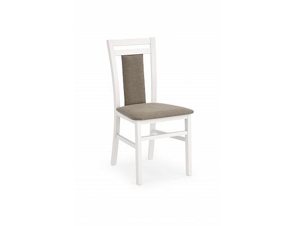 Jídelní židle Hubert 8, bílá