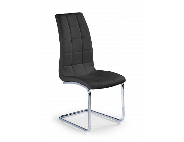 Jídelní židle K147, černá