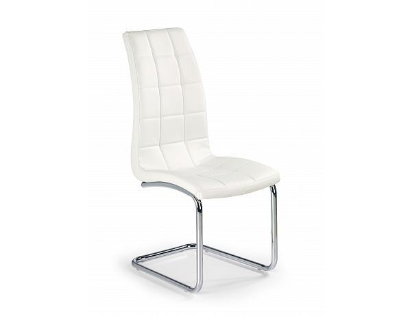Jídelní židle K147, bílá
