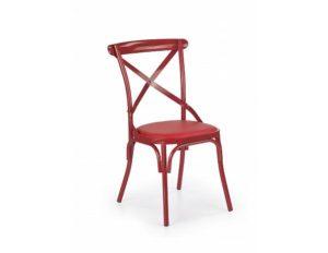 jidelni-zidle-k216-cervena