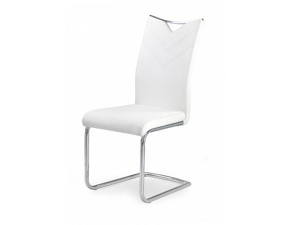 Jídelní židle K224, bílá