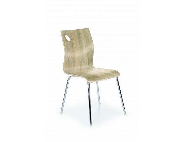 Jídelní židle K81, dub sonoma