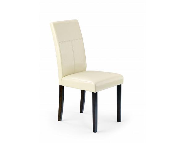 Jídelní židle Kerry Bis, krémová