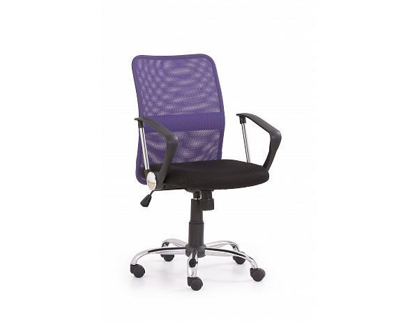 Kancelářská židle Tony fialová