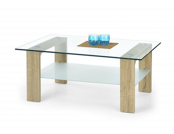 Konferenční stolek Vicky, dub sonoma