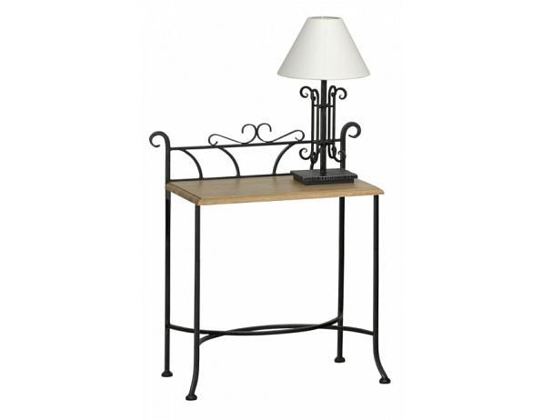 Kovový noční stolek ALTEA 0474C