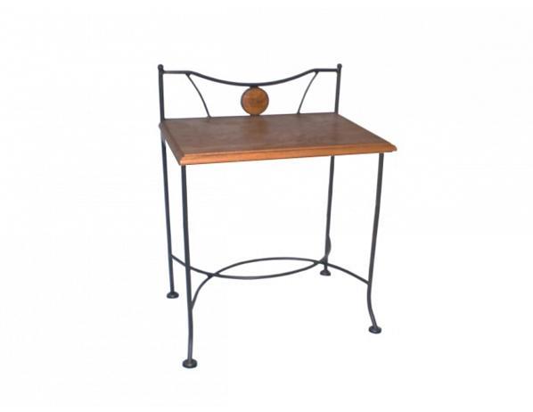 Kovový noční stolek STROMBOLI 0460C