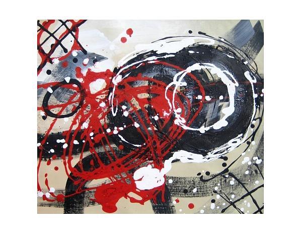 Obraz – Abstrakní obraz