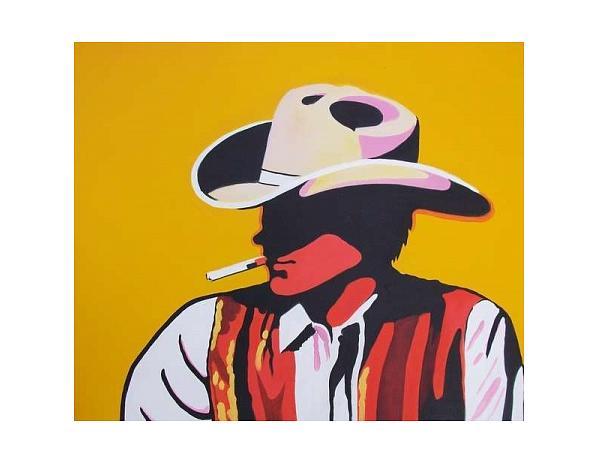 Obraz – Cowboy