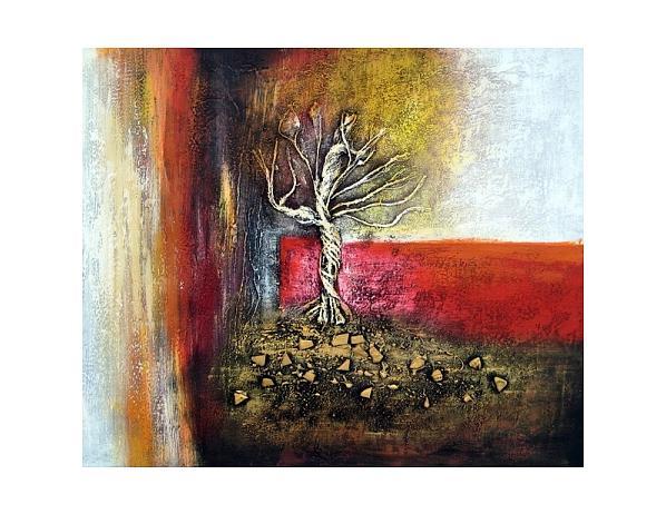 Obraz – Tančící strom