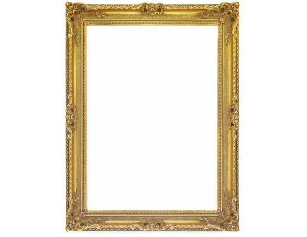 Obrazový rám – Gold India