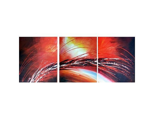 Obrazový set – Pírko Páva